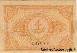 4 Centavos PORTUGAL  1918  TTB+