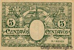 5 Centavos PORTUGAL Chaves 1920  TTB