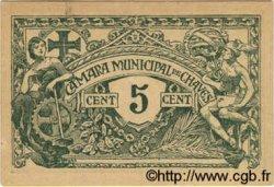 5 Centavos PORTUGAL  1918  SUP
