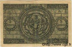 5 Centavos PORTUGAL Coimbra 1921  TTB+