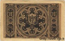 10 Centavos PORTUGAL  1921  TTB