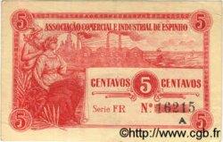 5 Centavos PORTUGAL Espinho 1918  TTB