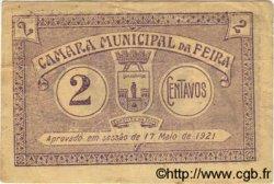 2 Centavos PORTUGAL  1921  TTB