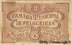 5 Centavos PORTUGAL  1920  TB+