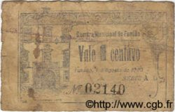 1 Centavo PORTUGAL  1920  B
