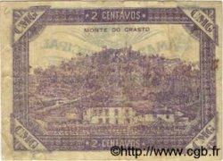 2 Centavos PORTUGAL  1920  TB