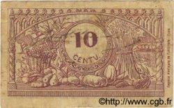 10 Centavos PORTUGAL  1921  TB