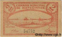 2 Centavos PORTUGAL  1918  TTB+