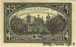 4 Centavos PORTUGAL Matosinhos 1918  TTB
