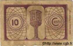 10 Centavos PORTUGAL  1918  pr.TB