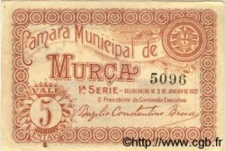 5 Centavos PORTUGAL Murca 1922  SUP