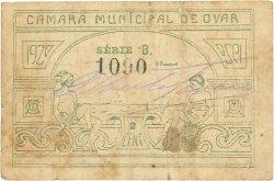 2 Centavos PORTUGAL Ovar 1920  TB