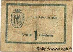 1 Centavo PORTUGAL  1920  TB