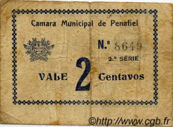 2 Centavos PORTUGAL  1920  B+