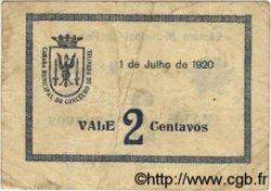 2 Centavos PORTUGAL  1920  TB à TTB