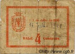4 Centavos PORTUGAL  1920  B