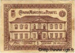 1 Centavo PORTUGAL Penafiel 1918  TTB