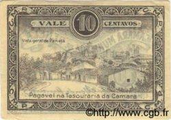 10 Centavos PORTUGAL  1921  pr.SUP