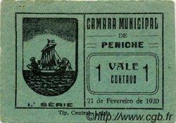 1 Centavo PORTUGAL  1920  TTB