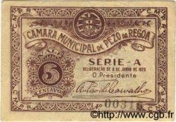 5 Centavos PORTUGAL  1922  TTB+