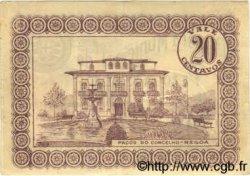 20 Centavos PORTUGAL Pezo Da Regoa 1922  SUP