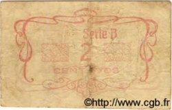 2 Centavos PORTUGAL Pombal 1920  TTB
