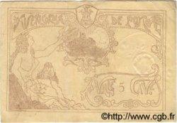 5 Centavos PORTUGAL  1920  TTB+