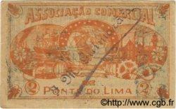 2 Centavos PORTUGAL Ponte De Lima 1920  TTB