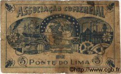 5 Centavos PORTUGAL  1920  B+