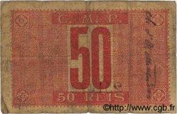 50 Reis PORTUGAL Porto 1891  B+