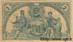 2 Centavos PORTUGAL Santarem 1920  SUP