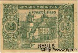 2 Centavos PORTUGAL Santo Tirso 1920  NEUF