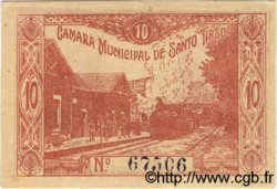 10 Centavos PORTUGAL  1920  SPL