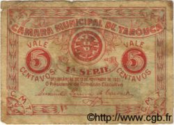 5 Centavos PORTUGAL  1921  TB