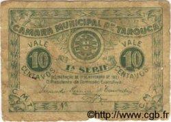 10 Centavos PORTUGAL  1921  B+