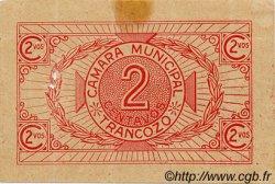 2 Centavos PORTUGAL Trancozo 1920  TTB