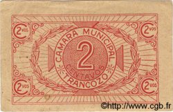 2 Centavos PORTUGAL  1920  SUP
