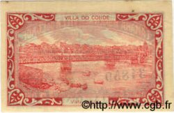 2 Centavos PORTUGAL Villa Do Conde 1921  SPL
