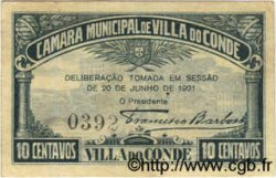10 Centavos PORTUGAL  1921