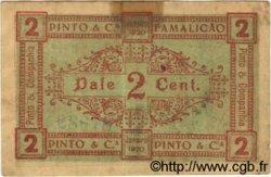 2 Centavos PORTUGAL Famalicao, Pinto & C. 1920  TB