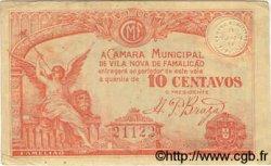 10 Centavos PORTUGAL  1918  TTB+
