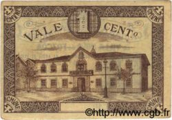 1 Centavo PORTUGAL Vila Nova De Fozcoa 1918  TTB