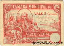 5 Centavos PORTUGAL  1920  SUP