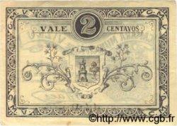 2 Centavos PORTUGAL Vizeu 1918  SUP