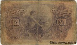 20 Centavos ANGOLA  1914 P.043b B
