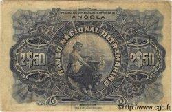 2,5 Escudos ANGOLA  1921 P.056