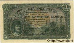 1 Angolar ANGOLA  1926 P.064 SUP