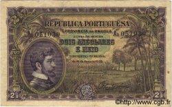 2,5 Angolares ANGOLA  1926 P.065 TB à TTB