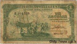 1 Angolar ANGOLA  1948 P.070 B+
