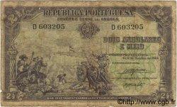 2,5 Angolares ANGOLA  1948 P.071